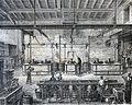 """Les merveilles de l'industrie, 1873 """"Atelier pour la fabrication du bleu d'aniline"""". (4727207404).jpg"""