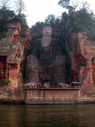 Leshan Giant Buddha - Leshan Giant Buddha