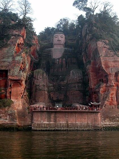 Grand Bouddha de Leshan ()