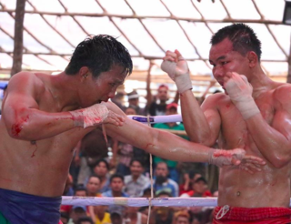 Soe Lin Oo Burmese Lethwei fighter (born 1991)