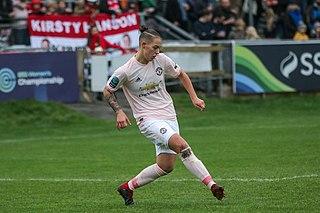 Naomi Hartley English association football player
