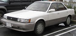 2nd generation Toyota Vista (Lexus ES 250 shown)