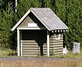 Lick Creek gas house - Wallowa-Whitman NF Oregon.jpg