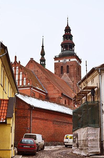 File:Lidzbark Warminsky - panoramio (2).jpg