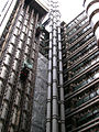 Lifts at Lloyds of London, Leadenhall Street EC3 - geograph.org.uk - 1272067.jpg
