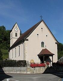 Ligsdorf, Eglise Saint-Georges.jpg
