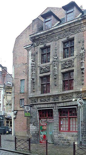 File lille maison 1 rue royale wikimedia for 82 rue brule maison lille