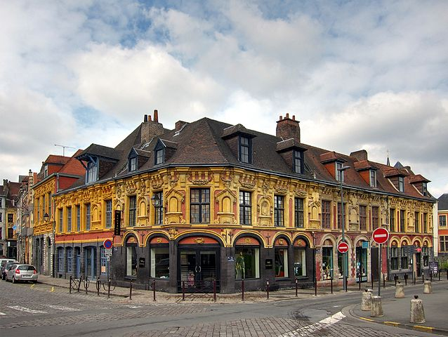 Lille, France | Welcome to My Magick Theatre