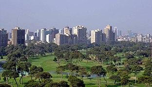 Lima Golf Club, San Isidro District