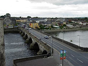 Limerick - Thomond Bridge - geograph.org.uk - 331738