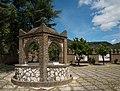Linares de la Sierra - Plaza de la Iglesia 02.jpg