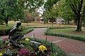 Lincoln Heritage Scenic Highway - Stephen Foster's Statue at My Old Kentucky Home State Park - NARA - 7720051.jpg