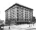 Lincoln Hotel, northwest corner of 4th Ave and Madison St, Seattle (CURTIS 984).jpeg