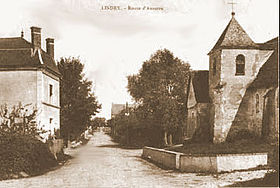 Lindry wikip dia for Auxerre code postal