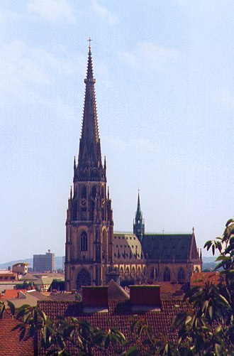 Roman Catholic Diocese of Linz - New Cathedral, Linz