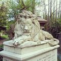 Lion Memorial, Abney Park Cemetery.jpeg