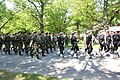 Lippujuhlan päivän paraati 2013 17 Saaristomeren meripuolustusalueen ohimarssi.JPG