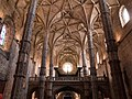 Lisboa, Igreja de Santa Maria de Belém, abóbada (16).jpg