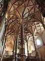 Lisboa, Igreja de Santa Maria de Belém, abóbada (2).jpg