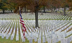 Little Rock National Cemetery - Little Rock, Arkansas.jpg