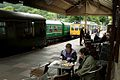 Llangollen lunchtime^- a relaxed moment on the station. - panoramio.jpg