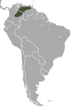 Llanos Long-nosed Armadillo area.png