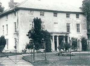 Edward Augustus Freeman -  Llanrumney Hall in 1891
