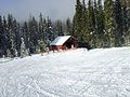 Loading terminal of small chair (echo) at Spout Springs Ski Area.jpg