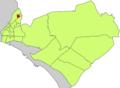 Localització de Son Rul·lan respecte del Districte de Llevant.png