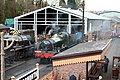 Locomotive shed at Bridgnorth station - geograph.org.uk - 1708656.jpg