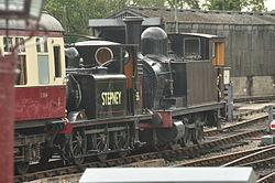 Locomotives at Sheffield Park railway station (2312).jpg