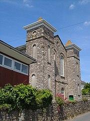 Loddiswell chapel 1864
