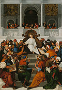 Lodovico Mazzolino - The Twelve-Year-Old Jesus Teaching in the Temple - Google Art Project.jpg