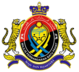 Official seal of Batu Pahat (باتو ڤاهت)