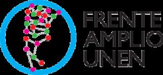 Broad Front UNEN - Image: Logo del FAUNEN