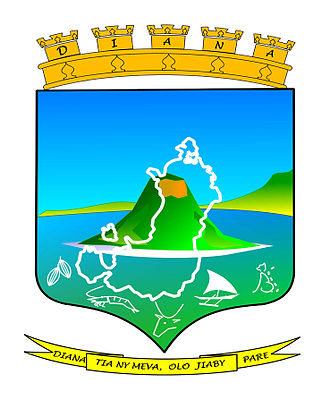 Diana Region - Coat of Arms of Region Diana