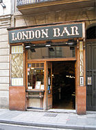 London Bar - Barcelona - 2011.jpg