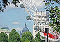 London Eye and St Paul's - geograph.org.uk - 1409608.jpg