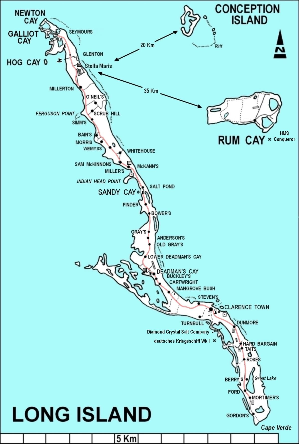 long island bahamas wikipedia. Black Bedroom Furniture Sets. Home Design Ideas