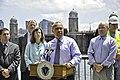 Longfellow Bridge, Governor Patrick, June 21, 2010 (4721712441).jpg