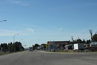 Longview, Alberta - Image: Longview Alberta Looking South AB22