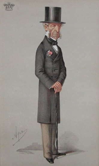 Watford and Rickmansworth Railway - Robert Grosvenor, 1st Baron Ebury