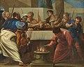 Los israelitas celebrando la Pascua, de Juan Antonio de Frías y Escalante (Museo del Prado).jpg