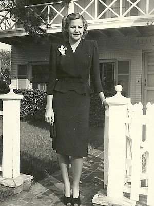 Louise Brough - Louise Brough in 1948