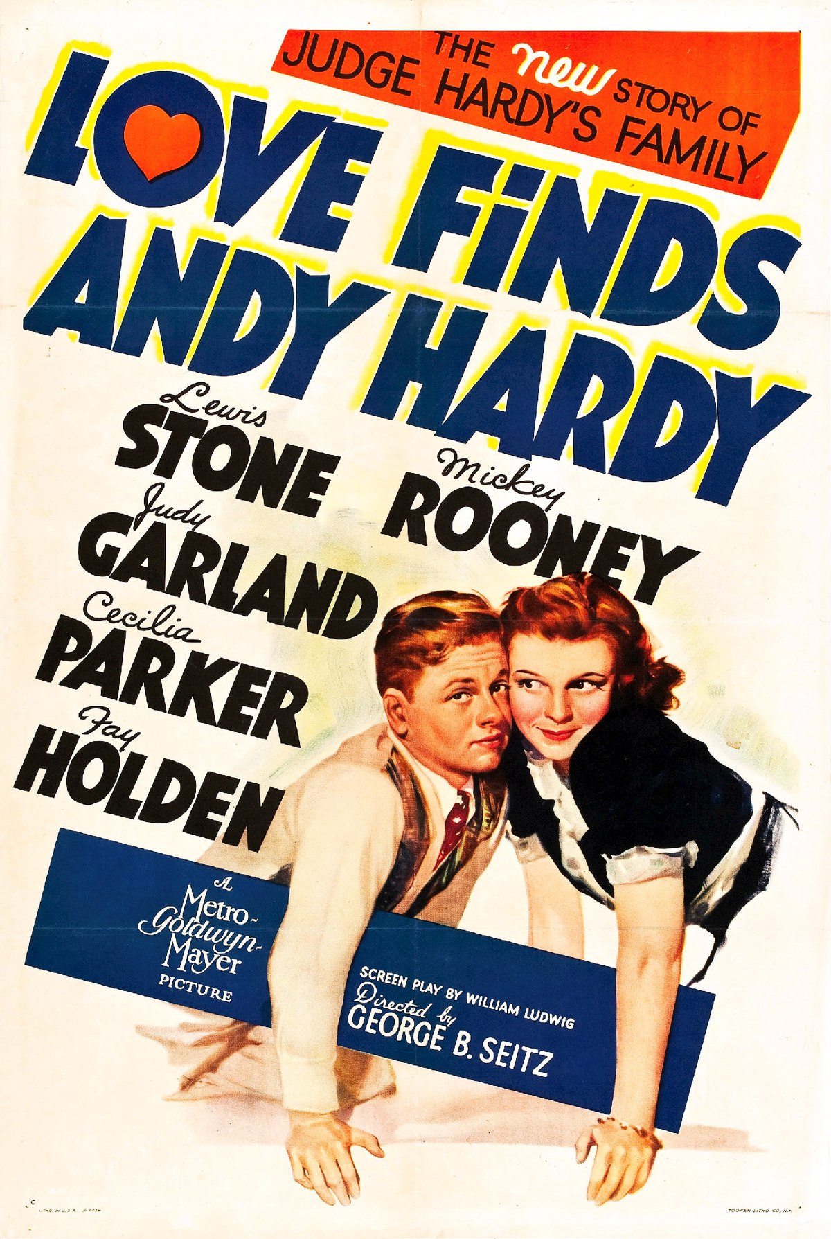 Love Finds Andy Hardy - Wikipedia