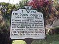 Lovettsville VA Loudon County Historical Marker.jpg