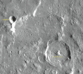 Lowell lunar crater & satellite crater.png
