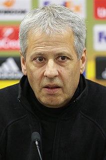 Lucien Favre Swiss footballer and coach
