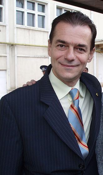 Next Romanian legislative election - Image: Ludovic Orban