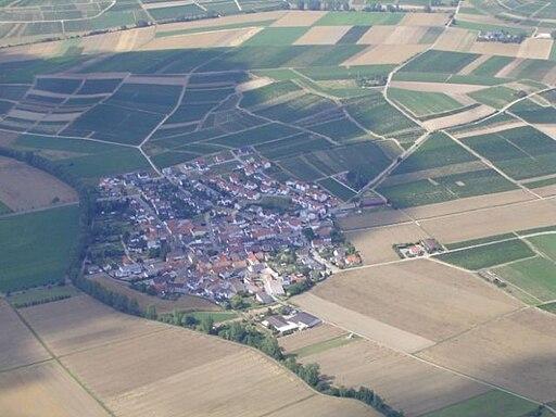 Luftbild Welgesheim